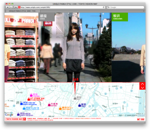 NIQLO PARKA STYLE 1000 | TOKYO FASHION MAP
