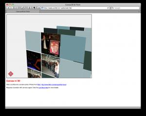 Flickrからのイメージを表示