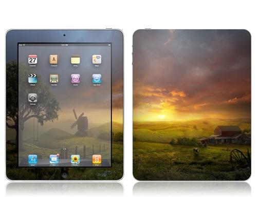 iPadスキン07