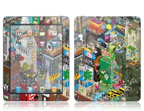 iPadスキン01