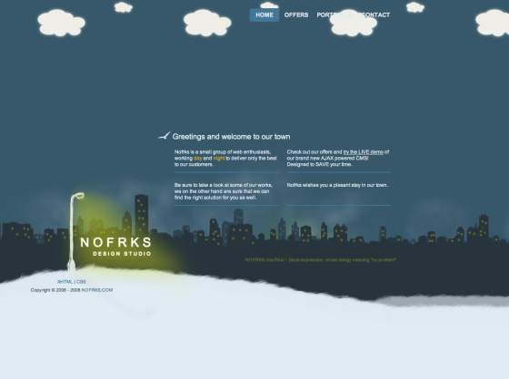 NOFRKS.design
