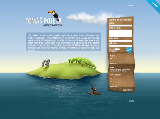 Tomáš Pojeta-kreativní grafik