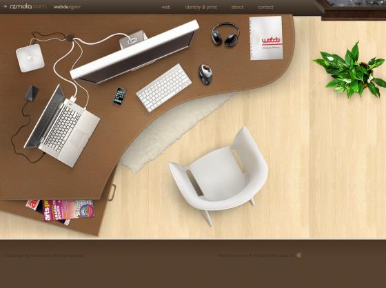 rzmota.com - webdesigner - freelancer - portfolio