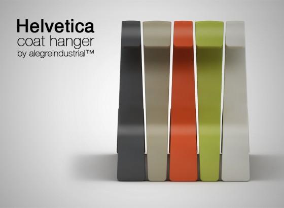 Helvetica Hanger
