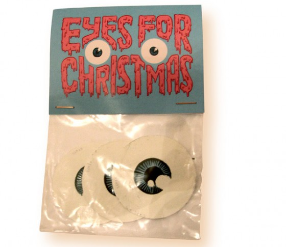 Eyes for Christmas
