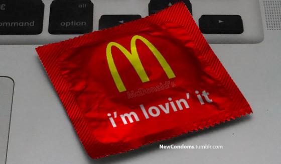 i'm lovin' it